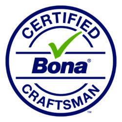 bona certified logo